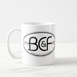 BC&F Country Code Coffee Cup