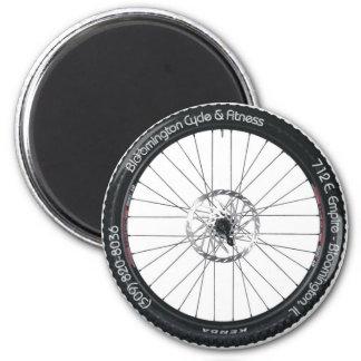 BC&F Wheel Magnet