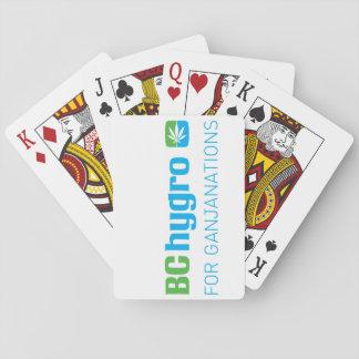 BC hygro FOR GANJANATIONS Playing Cards