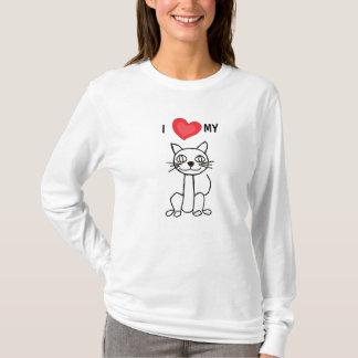 BC- I love my cat shirt
