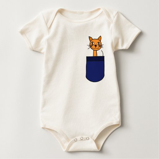 BC- Kitty Cat in a Pocket Shirt