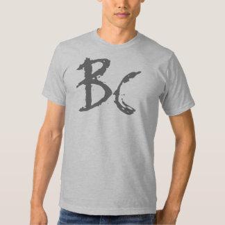 BC Logo shirt in gray
