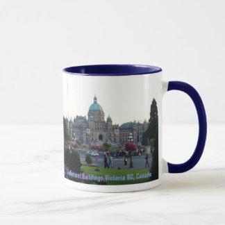 BC Parliament Buildings/Victoria BC Canada Mug