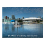 BC Place Stadium Postcards