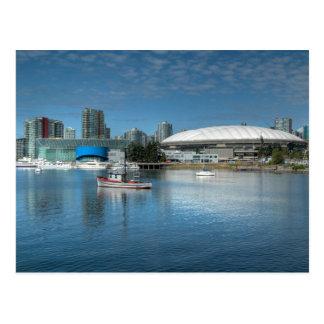 BC Place Stadium Postales