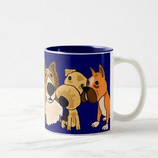BC- Pups Galore Mug