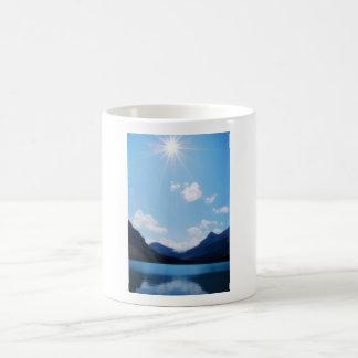 BC Rocky Mountain Sunlight Coffee Mug