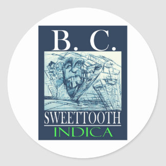 BC SWEETTOOTH INDICA STICKER