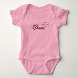 BC Warrior Baby T'shirt Baby Bodysuit