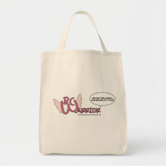 BC Warrior Tote Bag