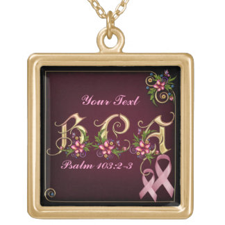 BCA Gold Necklace