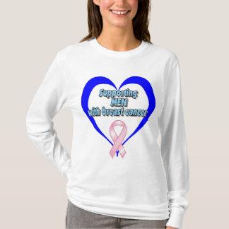 BCA - Men w/breast cancer T-Shirt