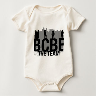 BCbeTheTeam Logo Baby Bodysuit