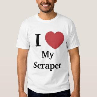 "Bcc Car Enthusiast's ""I Love My Scraper"" shirt"
