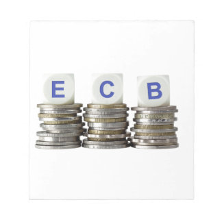 BCE - Banco Central Europeo Blocs De Papel