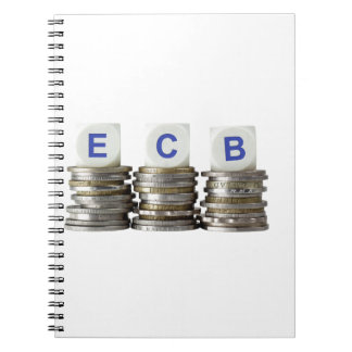 BCE - Banco Central Europeo Libros De Apuntes
