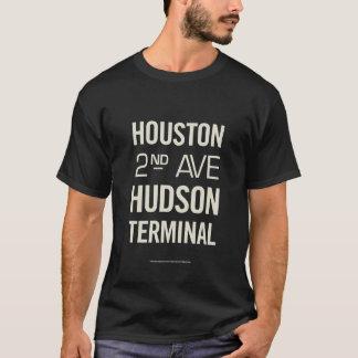 BCL Vintage Subway Signs Shirts