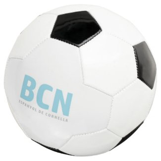 BCN Espanyol de Corenlla SOCCER BALL