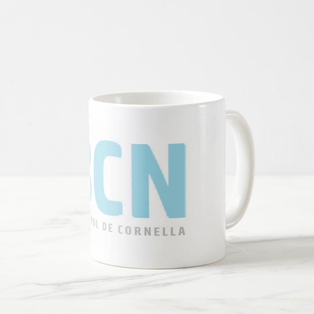 BCN Espanyol de Cornella Coffee Mug