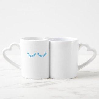 BCN Espanyol de Cornella Coffee Set Coffee Mug Set