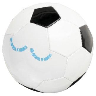 BCN Espanyol de Cornella SOCCER BALL