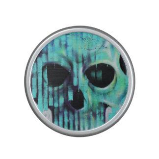 BCN Street art Skull Speaker
