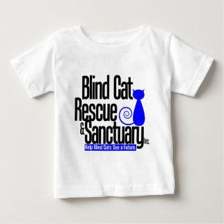 BCR Clothing in White Baby T-Shirt