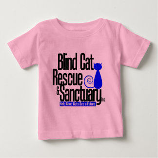 BCR Wearables Blue Baby T-Shirt