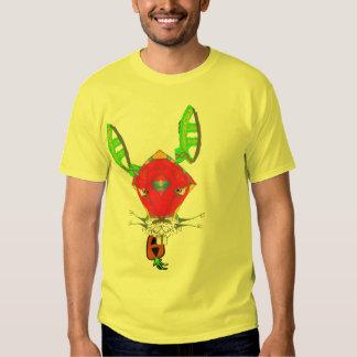 bcs rabbit Tee SHirt T baby Carrot Studios