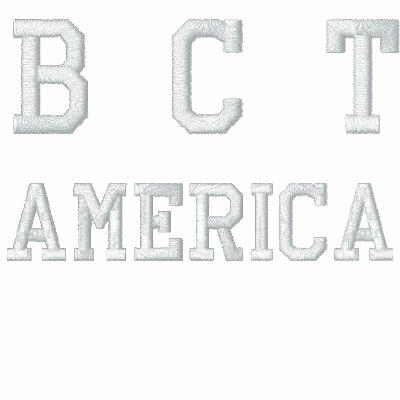 Bct America Mens Track Jacket