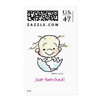 BD-003a Birthday Boy Egg Postage