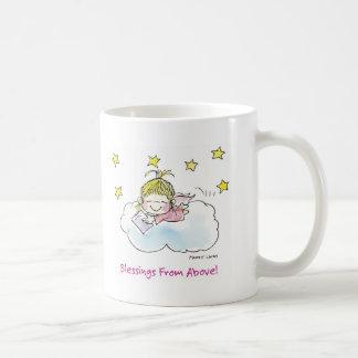 BD-004 Birthday Angel Coffee Mug