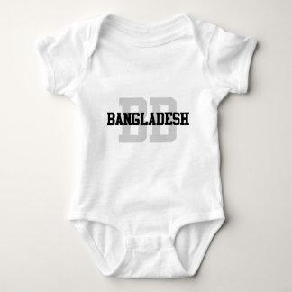 BD Bangladesh Baby Bodysuit