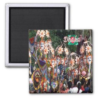 BD - Bangladesh - Dhaca - Celebrations Magnet