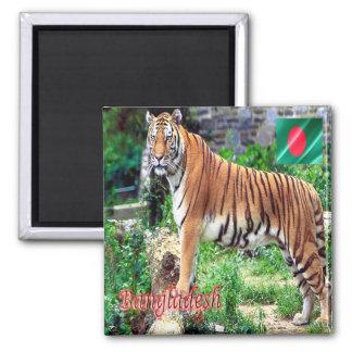 BD - Bangladesh - The Royal Bengal Tiger Magnet