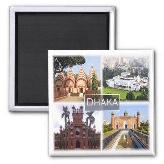 BD * Dhaka Bangladesh Magnet