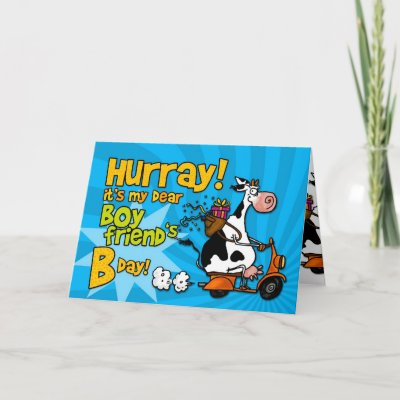 send your boyfriend a moo velous birthday card this yea