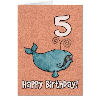 bd whale - 05 card