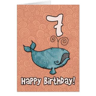 bd whale - 07 card