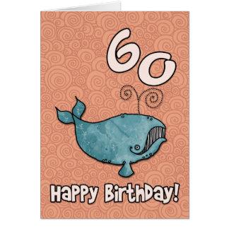 bd whale - 60 card