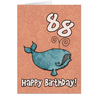 bd whale - 88 cards