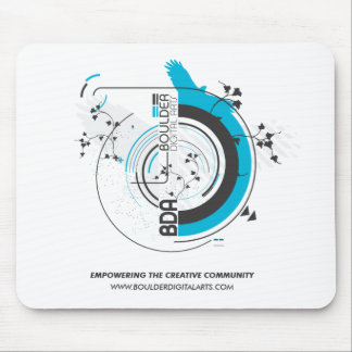 BDA Empowerment Mouse Pad