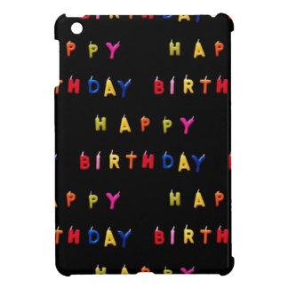 bday iPad mini covers