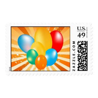 Bday Postage Stamp