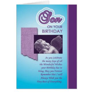 B'day - Son Card