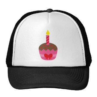 BdayGirl1 Mesh Hat