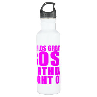 BDAYNIGHTOUT+Boss+PINK+PROD.png Water Bottle
