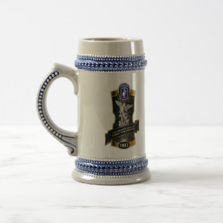 BDE wine label Beer Stein