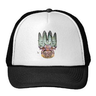 bdoubleheart fort trucker hat