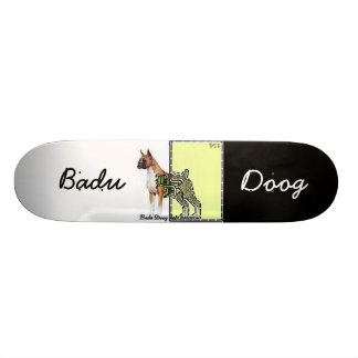 bds two faces skateboard deck